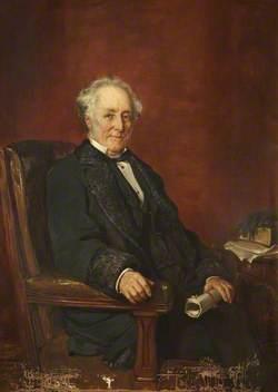 Alderman John Greg (1801–1882), JP, DL, Mayor of the City of Lancaster (1837, 1860 & 1862)