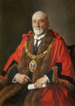 Alderman George Jackson