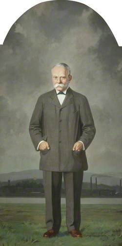 James Williamson (1842–1930), Lord Ashton, DL