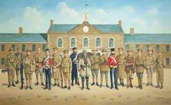 Recipients of the Victoria Cross