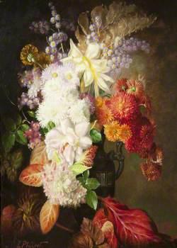 Flower Study (Autumn)