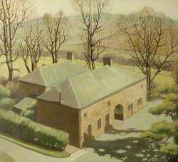 A View of Towneley Stables