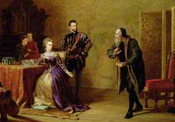 Mary, Queen of Scots and John Knox