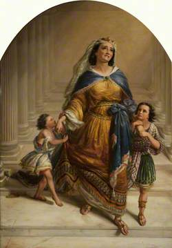 Mariamne, Wife of King Herod, and Her Children going to Their Execution