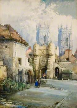 Bootham Gate, York