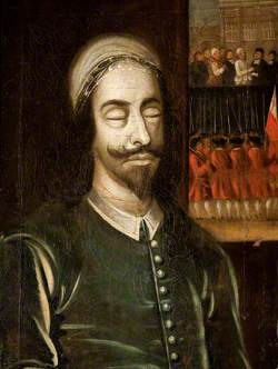 The Death Mask of Charles I
