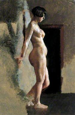 Female Figure Standing