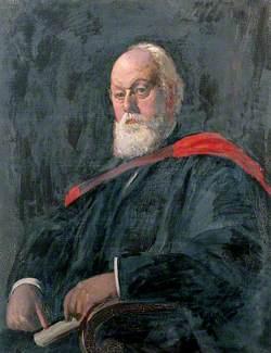 Professor Carey Foster (1835–1919)