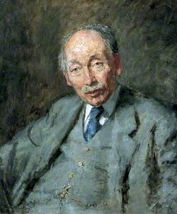 Professor M. J. M. Hill, FRS, Vice-Chancellor of London University (1909–1911)