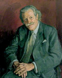 Sir Mortimer Wheeler (1890–1976)
