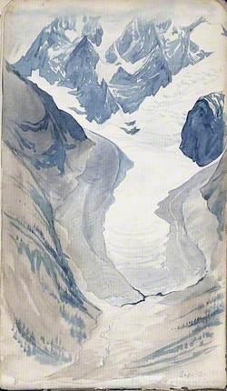 Glacier near Colon