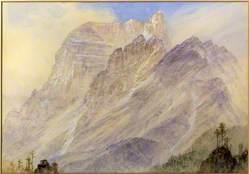 Monte Pelmo, near Cortina