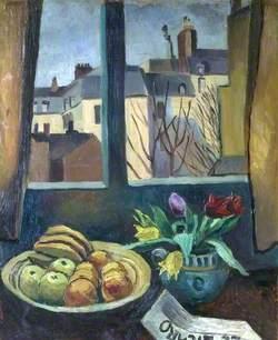 Studio Window, Rue des Saints-Pères, Paris