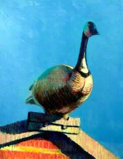 Garden Folly (Goose)