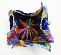 Paradise Fruit in a Velvet Fabric Bag