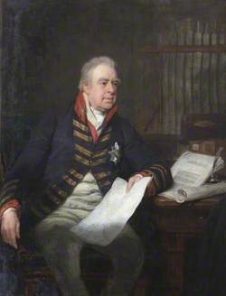 Sir Joseph Banks (1743–1820), 1st Bt, GCB, PRS
