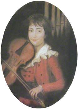 Samuel Wesley (1766–1837), Son of Charles