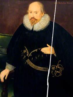 Sir Nicholas Bacon (c.1543–1624)