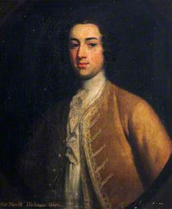 Sir Neville Hickman (1725–1781), Bt