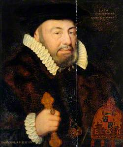 Sir Nicholas Bacon (1510–1597), Lord Keeper
