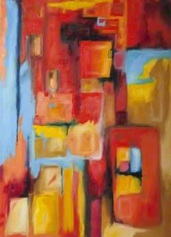 Orange Squares*