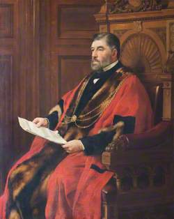 Henry James Veal, Mayor of Grimsby (1877–1878)