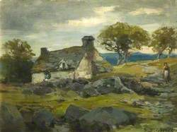 A Welsh Cottage