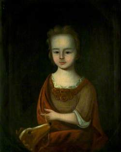 Portrait of a Herrick Boy