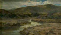 Landscape, near Peel, Isle of Man