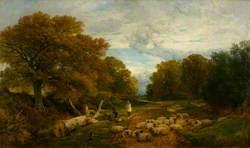 Scene in Sussex