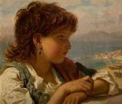 A Neapolitan Boy