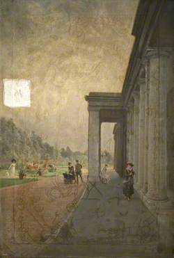 De Montfort Hall Gardens, Leicester