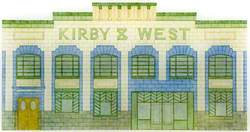 'Kirby & West' Building, Western Boulevard, Leicester