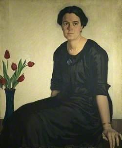 Jessie Elizabeth Morley, the Artist's Sister