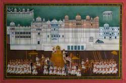 City Palace, Sawar, India