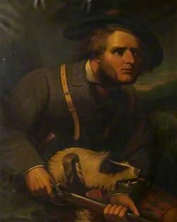 Portrait of a Scottish Huntsman