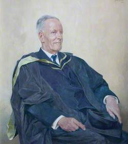Professor J. F. Peck (1897–1971), Emeritus Professor of Engineering at Loughborough College of Technology