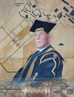 Dr Herbert Leslie Haslegrave (1902–1999), Principal at Loughborough College of Technology (1953–1966), First Vice-Chancellor at Loughborough University of Technology (1966–1967)
