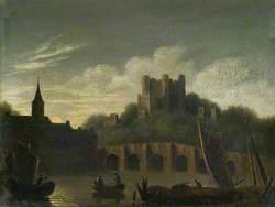 View of a Castle