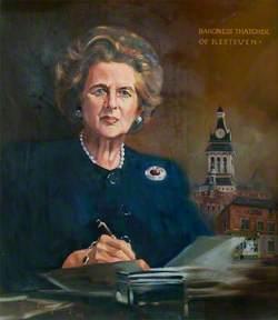 Baroness Margaret Thatcher (b.1925)