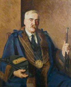 Mr Forsgate Weekley (1871–1959), Mayor of Grantham (1920–1937)