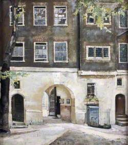 Staple Inn, Holborn, London