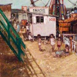 Cleethorpes, Beach Scene, Lincolnshire