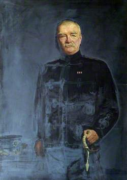 Colonel Edward Snow-Mason
