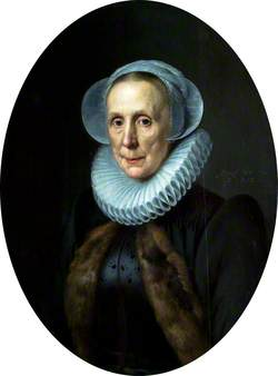 Maria van Wassenaer Hanecops (c.1542–after 1612)