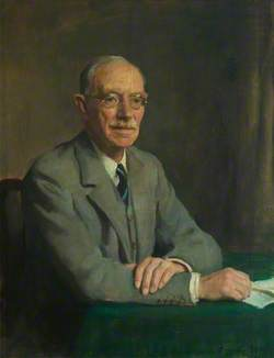 Lieutenant Colonel Sir Robert Martin, CMG, TD, JP, DL, Chairman of Leicestershire County Council (1924–1960)