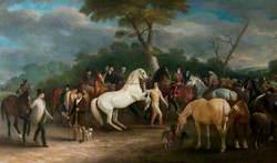 Melton Mowbray Horse Fair