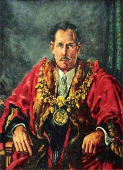 Portrait of an Unidentified Mayor of Louth