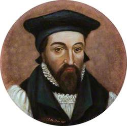 Tudor Portrait of an Unknown Gentleman