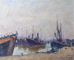 Bremerhaven Docks, Germany